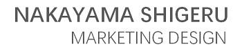 nakayama marketing design